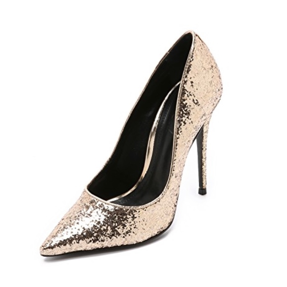 SCHUTZ Shoes - SCHUTZ   CAIOLEA GLITTER PUMPS